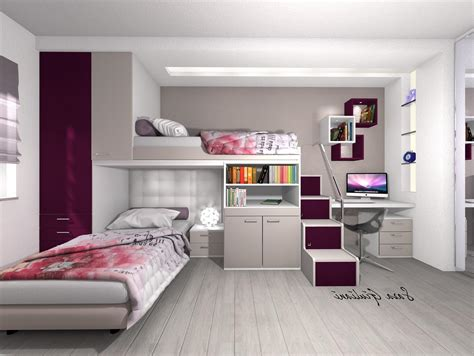beds for teenage girls loft beds for teens kids furniture ideas