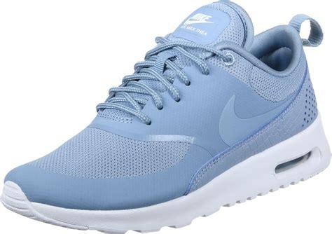 nike air max thea  shoes blue