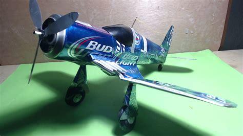 como hacer un avion de material reciclable avi 243 n hecho de latas tutorial airplane made with aluminum