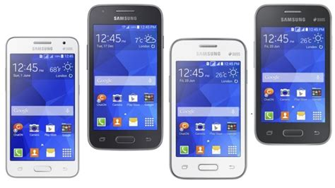 samsung galaxy core ii ace 4 young 2 and star 2 unveiled samsung launched 4 budget android smartphone galaxy core