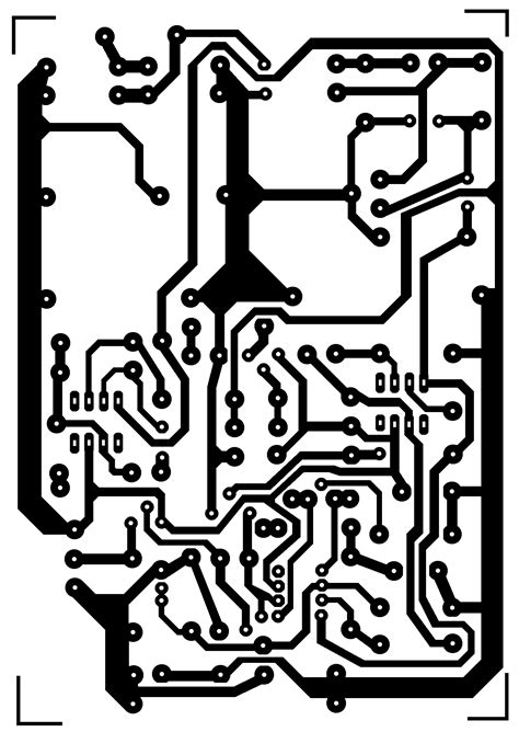 stabilized variable power supply circuit