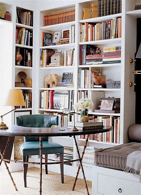 Home Office Library | 35 coolest home library and book storage ideas home