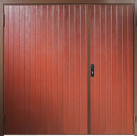 Grp Side Hinged Garage Doors grp side hinged garage doors anglian home