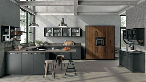 mobili moderne arredamento cucine moderne lube a roma