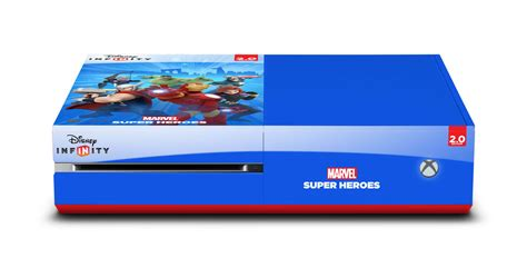 win a custom disney infinity 2 0 xbox one console if
