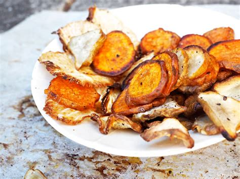 root vegetable chips recipe 23 tasty ways to make veggie chips paleohacks