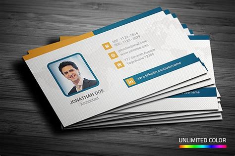 professional name card template professional business card business card templates