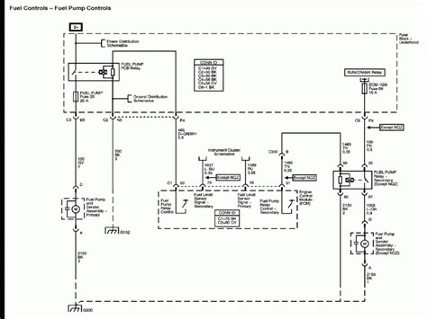 fuel sending unit wiring diagram wiring diagram collection