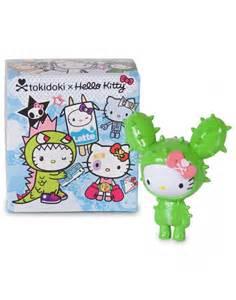 tokidoki kitty blind box