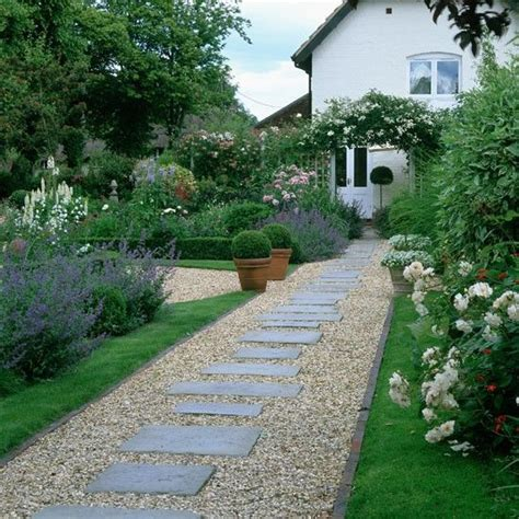Backyard Walkway Ideas 25 Best Ideas About Garden Paths On Rustic Pathways Walkway Ideas And Garden Path