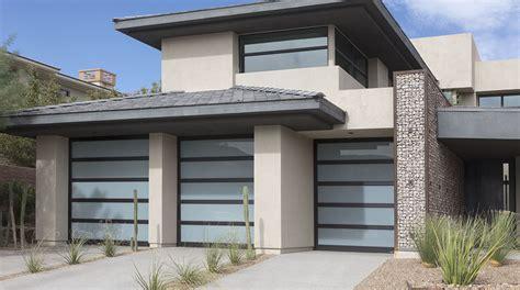 glass garage modern glass garage doors