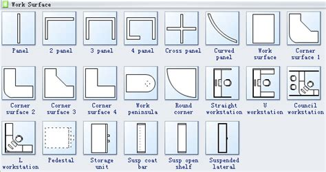 office layout download office layout symbols