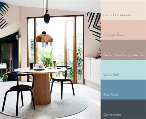 dulux china doll quarter dulux and smart united by style