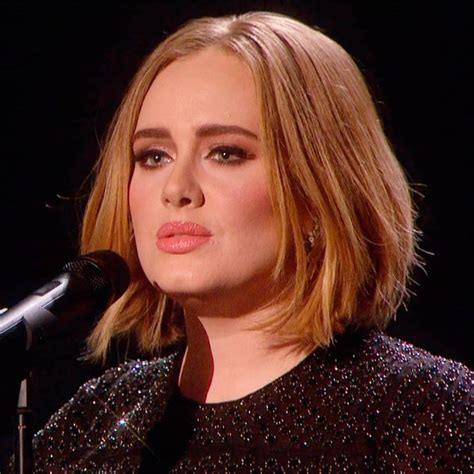 25 best ideas about adele short hair on pinterest
