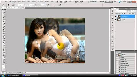 photoshop cs3 quick mask tutorial photoshop tutorial quick mask opacity youtube