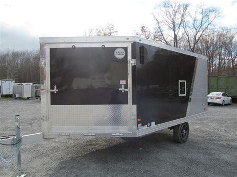 A Place Trailer 1 New Snowmobile Trailers Stock Utility Car Equipment Motorcycle And Cargo Trailers