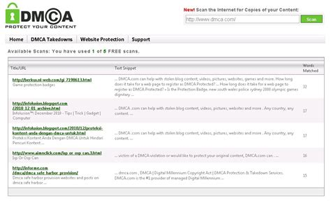 Dmca website protection pro dmca com