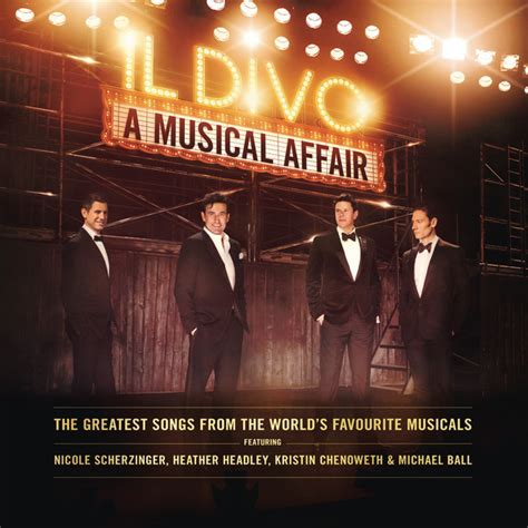 il divo a musical affair a musical affair el nuevo disco de il divo