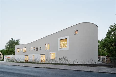 architektur oldenburg neubau kindertagesst 228 tte neun grad architektur