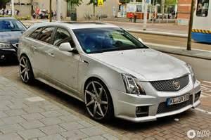 Cadillac Cts V Wagon For Sale Cadillac Cts V Sport Wagon 30 July 2016 Autogespot