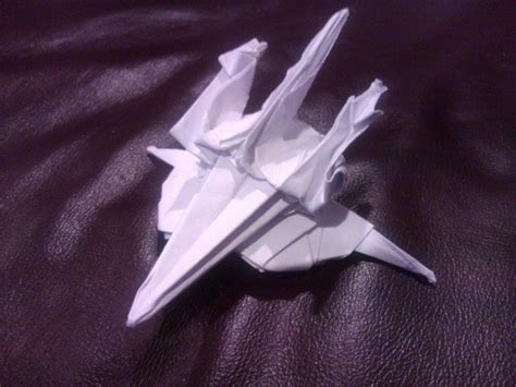 Origami Gundam - origami zeta gundam wave rider by taerkitty on deviantart