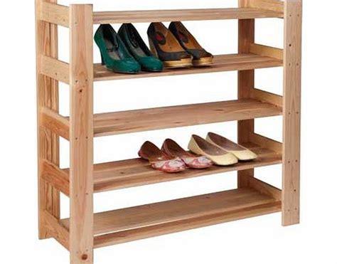 argos shoe storage argos 5 shelf shoe storage rack solid pine review