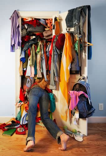 Cluttered Closet by Cluttered Closet