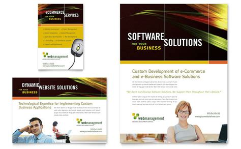 flyer design software online internet software flyer ad template design