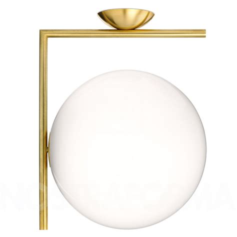 flos ceiling lights flos ic light c w2 wall and ceiling light 187 modern and
