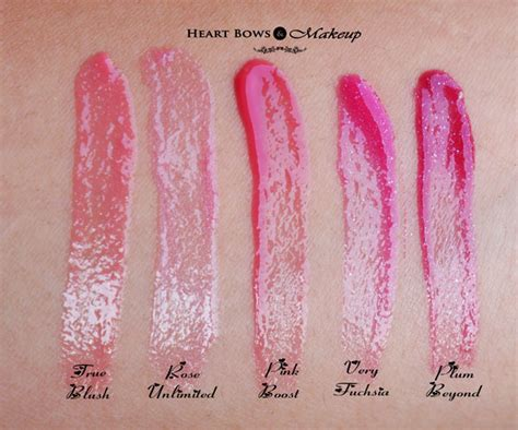 Oriflame The One Colour Unlimited Lip Gloss Evermore 30642 oriflame the one colour unlimited lip gloss review