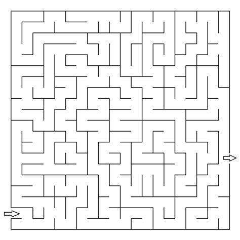 printable maze book maze coloring pages printable coloring page for kids