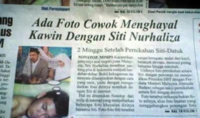 Kamu Itu Lucu Hijau headline surat kabar yang bakal bikin kamu ngakak