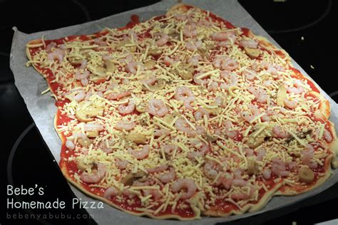 membuat pizza tipis cooking diary homemade pizza bebenyabubu