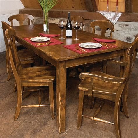 Canadel Kitchen Tables Canadel Chlain Custom Dining Customizable Traditional Rectangular Dining Table Belfort