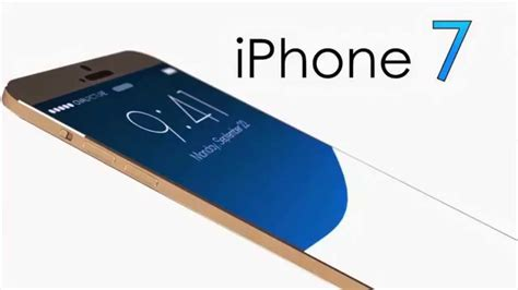 Hp Iphone S7 iphone 7 release date rumors specs and features neurogadget