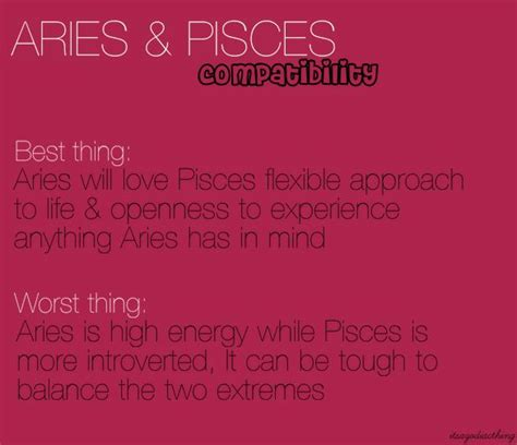 375 best images about aries and pisces love on pinterest