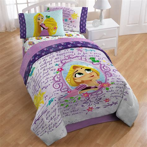 rapunzel twin bedding rapunzel comforter tangled the series on tangled ideas bedding and bedroom decor disney