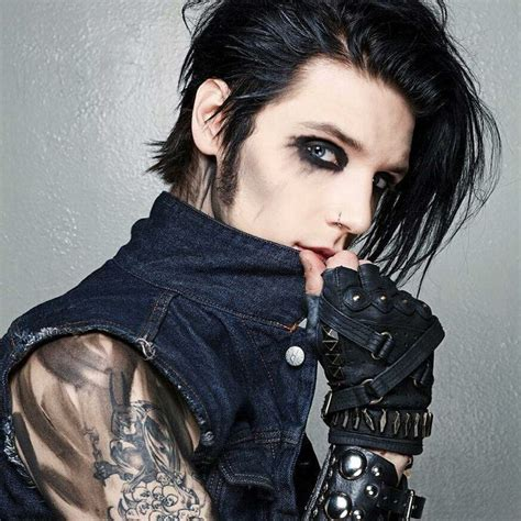 roll hairstyle s rock n roll hairstyle andy biersack