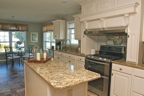Manufactured Countertop by Manufacturing A New Home At Glenwood Suffolk Times