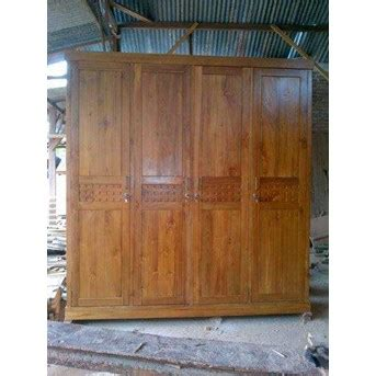 Lemari Kayu Di Cirebon jual lemari pakaian pintu 4 kayu jati tpk oleh cv java