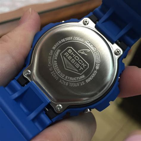 G Shock For 2 dw6900mm 2 blue g shock g shock ga 110 ricky