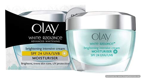 Olay White Radiance Intensive Whitening Lotion Spf 24 olay lightening bath gel addide addide olay white