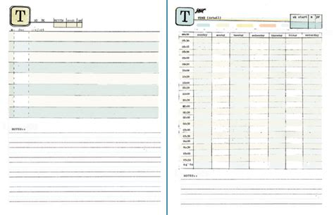 diy planner template 7 best images of diy planner template printable d i y