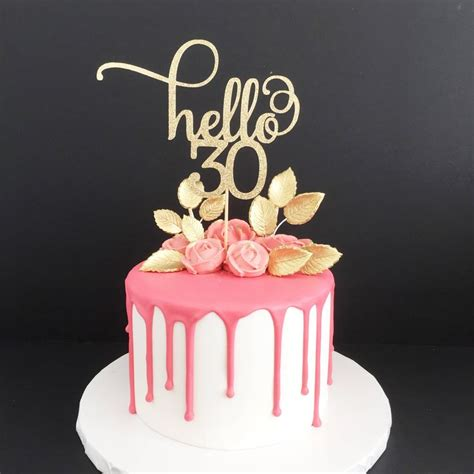 30th Birthday Cake by Best 25 30th Birthday Cakes Ideas On 30 Cake