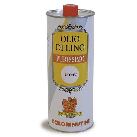 Olio Di Lino Crudo olio di lino crudo
