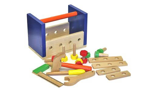 Tool Box Bench Wooden Toys wood craft desain and project looking for simple box