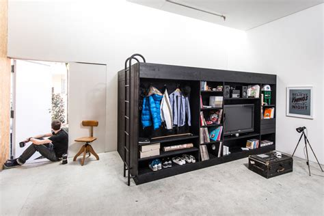 compact living cube multi functional furniture and storage