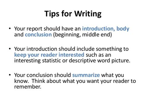 research paper writing tips tips for writing a great research paper