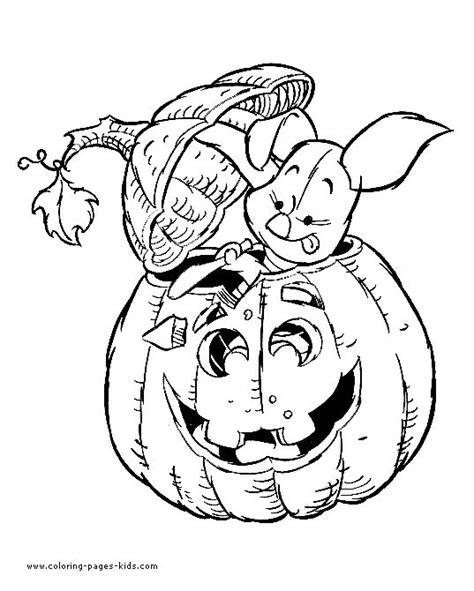 winnie the pooh halloween coloring pages printable 17 best images about halloween winnie the pooh on