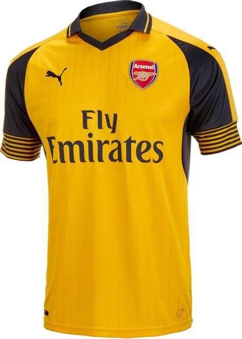 Jersey Arsenal Away 2016 arsenal away jersey 2016 arsenal soccer jerseys